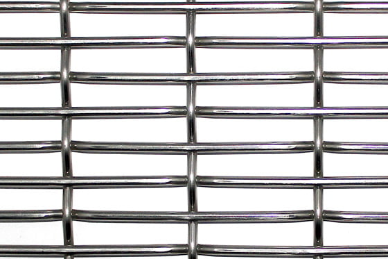 Brocklebank 50/10 Pre-crimped Wire Mesh