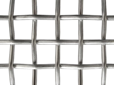 Nelson 16/4 Traditional Pre-crimped Wire Mesh