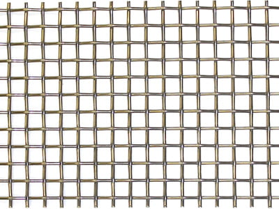Nelson 7/1-6 Traditional Pre-crimped Wire Mesh