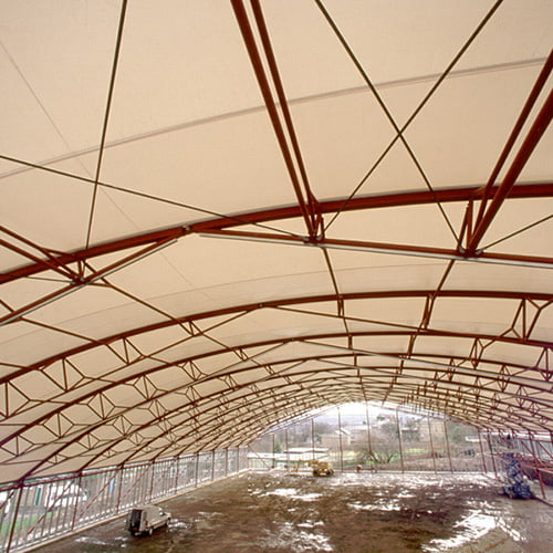 Tension Fabric Canopies