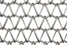 Stainless Steel wire mesh for bar grilles