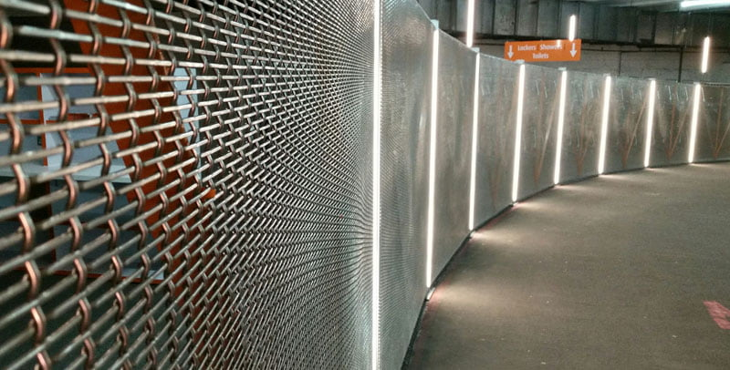 Midtown Cycle Vault London, Bloomsbury Security Screens Brocklebank 20/5