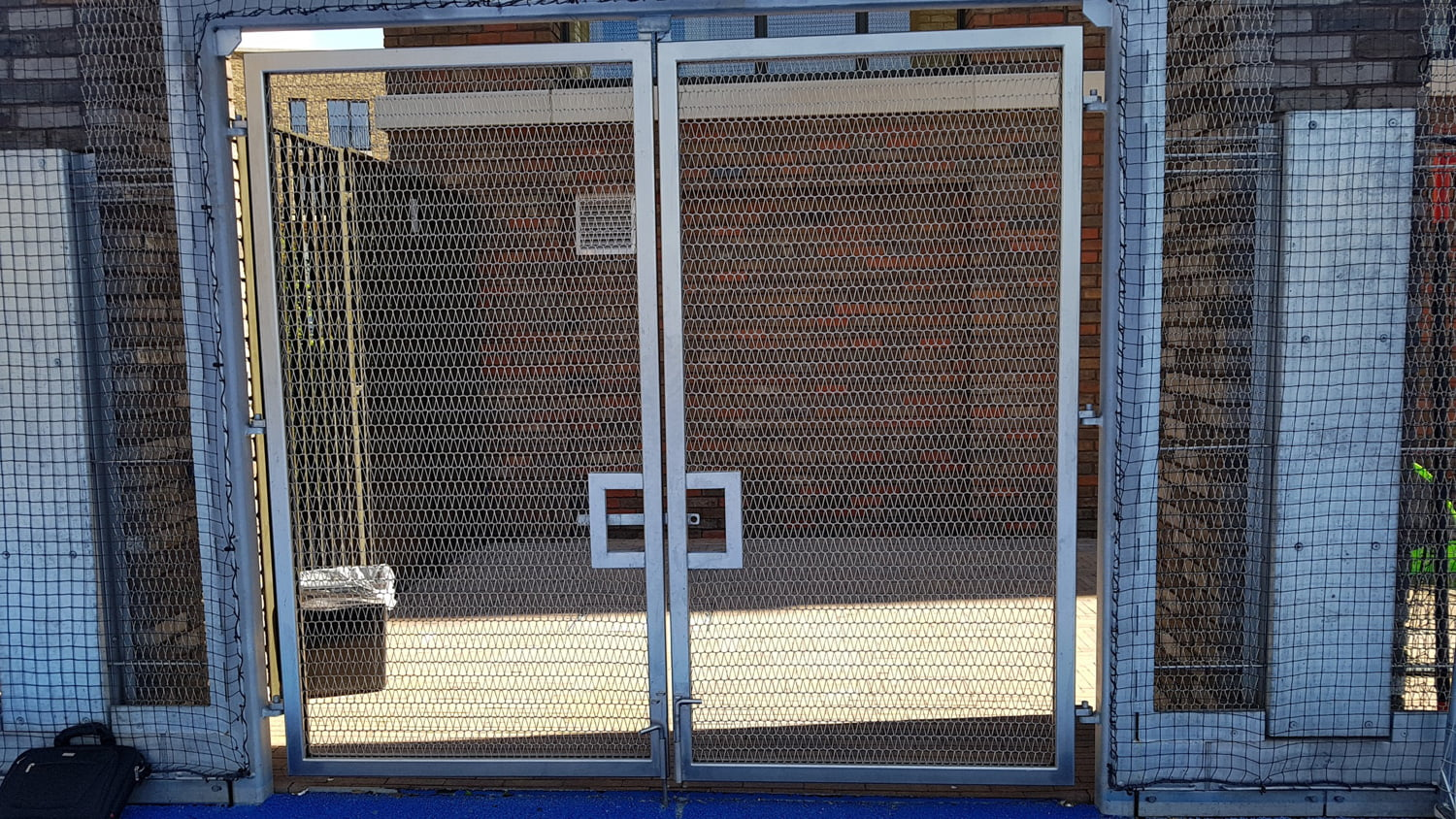 Spiral Tension Mesh System Archives Locker Architectural